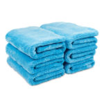 Microfiber Plush Edgeless Towels