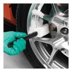 Long Reach Wheel Scrubber Brushes – Set of 3